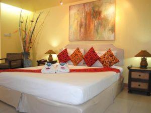 Pasadena Lodge Hotel Room