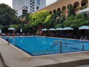 Sabai Inn Pool
