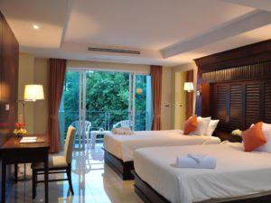 August Suites Room