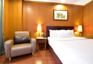 Dynasty Inn Pattaya Room