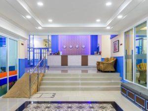Eastiny Residence Hotel Room