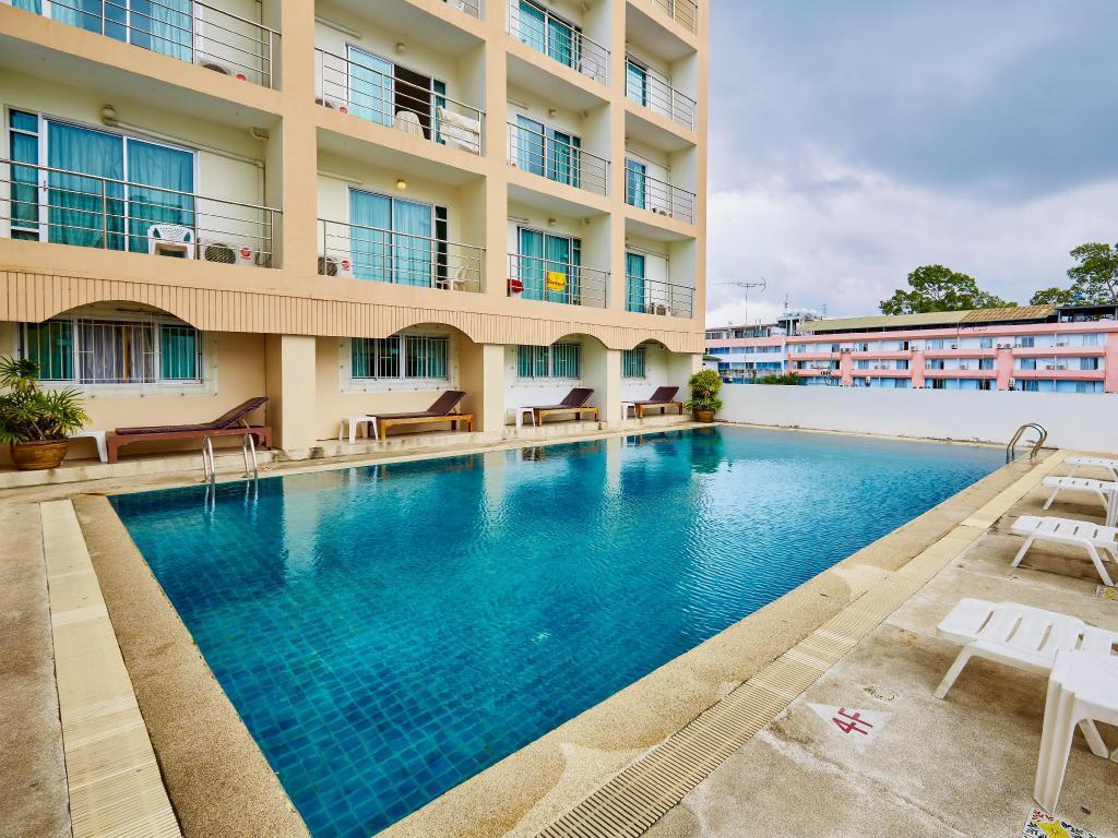 Eastiny Seven Hotel Pool