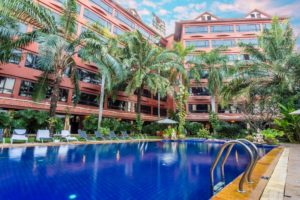 Nova Park Hotel Pool