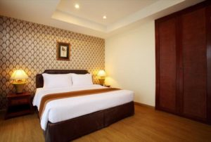 Nova Park Hotel Room