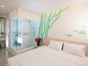 R-Con Blue Ocean Hotel Room