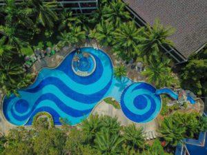 Siam Bayshore Resort Pattaya Pool