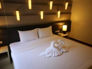 Sunshine Hotel & Residences Room